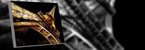 Eiffel-zlatá-noční