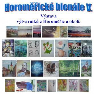 bienále V plakát