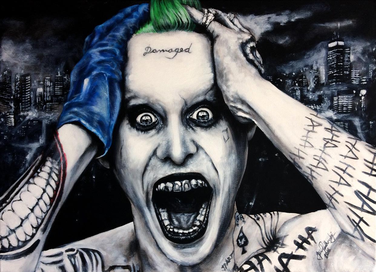 Jaro, léto … Joker