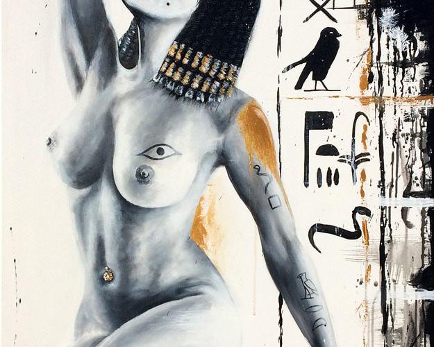 Vánoční Kleopatra